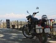 Biking in Himalayas